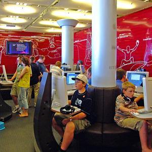 Интернет-кафе Винзилей