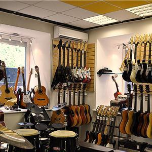 Музыкальные магазины Винзилей