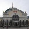 Железнодорожные вокзалы в Винзилях