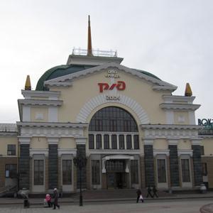Железнодорожные вокзалы Винзилей